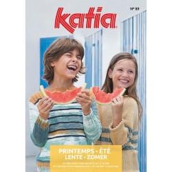 Catalogue Katia Enfants n° 89 Printemps/Eté 2019