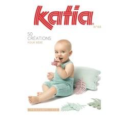 Catalogue Katia Layette n° 88 Printemps/Eté 2019