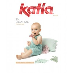Catalogue Katia Layette n° 88 Printemps/Eté 2019