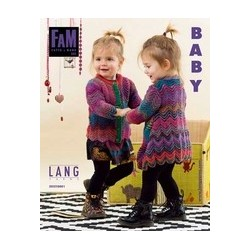 Catalogue Lang Yarns Layette n° 223 Automne/Hiver-2015/2016