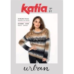 Catalogue Katia Urban n° 91 Hiver - 2016 / 2017
