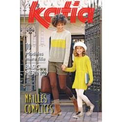 Catalogue Katia Basic Mérino n° 86 Hiver - 2015 / 2016