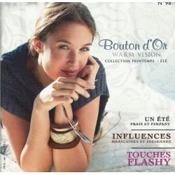 """Catalogue Bouton d'Or """"Warm Vision"""" n° 98 Printemps / Eté"""