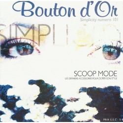 "Catalogue Bouton d'Or ""Scoop Mode"" n° 101 Automne /Hiver"