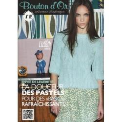 """Catalogue Bouton d'Or """"Collection Madrague"""" n° 102 Printemps / Eté"""