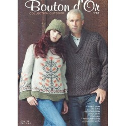 "Catalogue Bouton d'Or ""Collection Outdoor"" n° 92 Automne / Hiver"