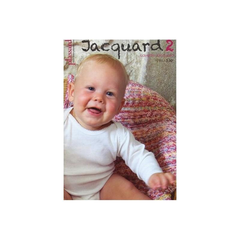 """Catalogue Plassard  """"Layette Jacquard"""" n°88 Automne / Hiver"""
