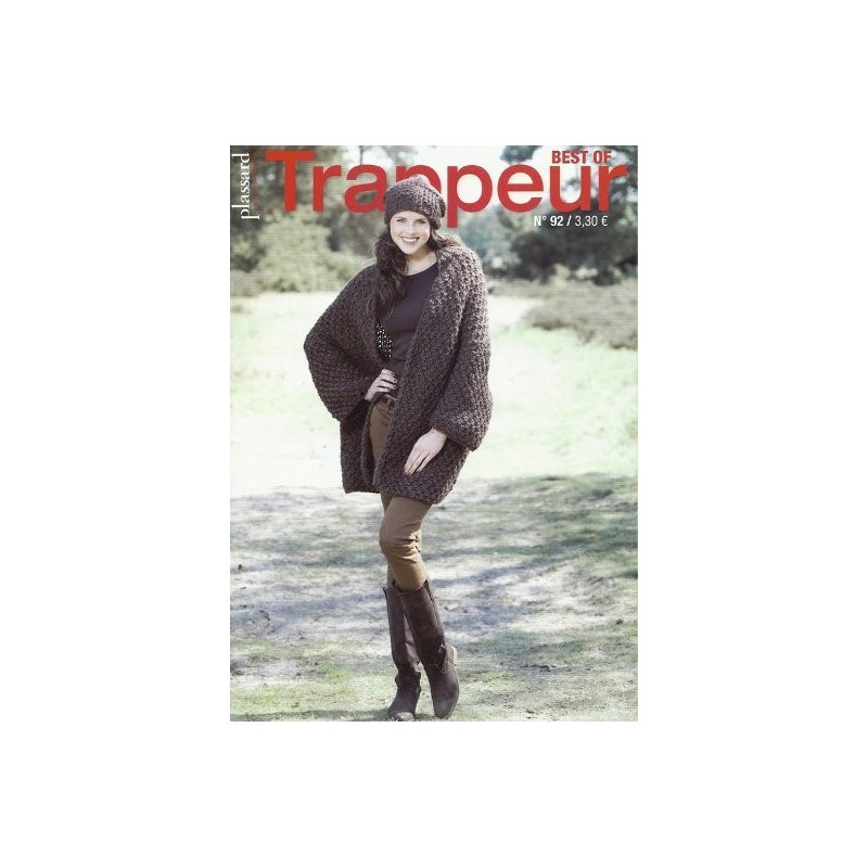 "Catalogue Plassard ""Best of Trappeur"" n°92 Automne / Hiver"