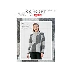 Catalogue Katia Concept n° 4 Hiver - 2017 / 2018