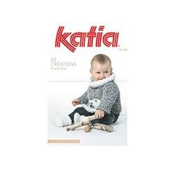 CATALOGUE KATIA  LAYETTE N° 82