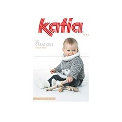 CATALOGUE KATIA  LAYETTE N° 82