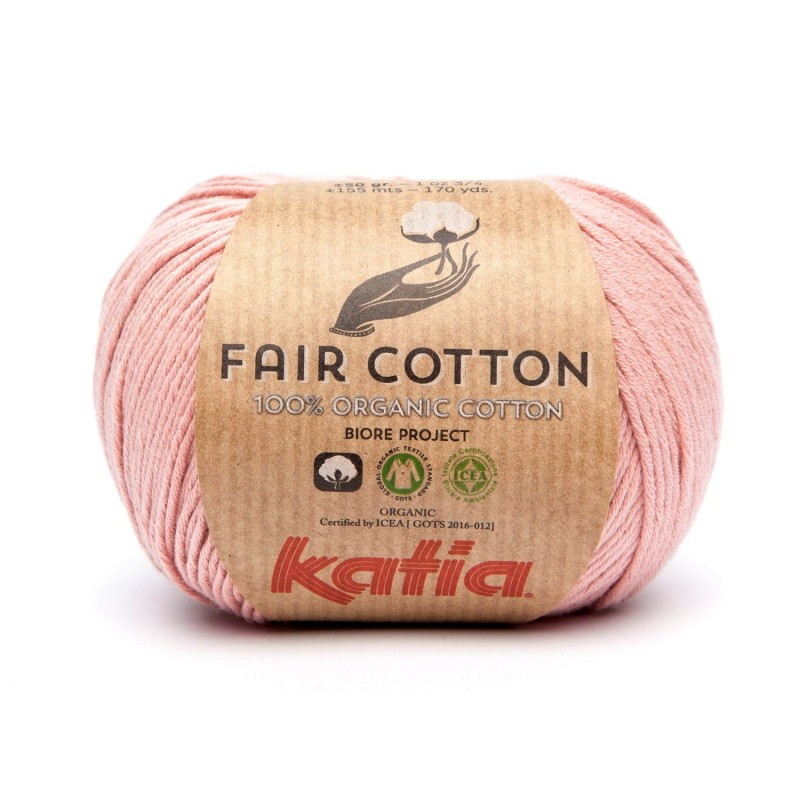 Coton Katia FAIR COTTON 13