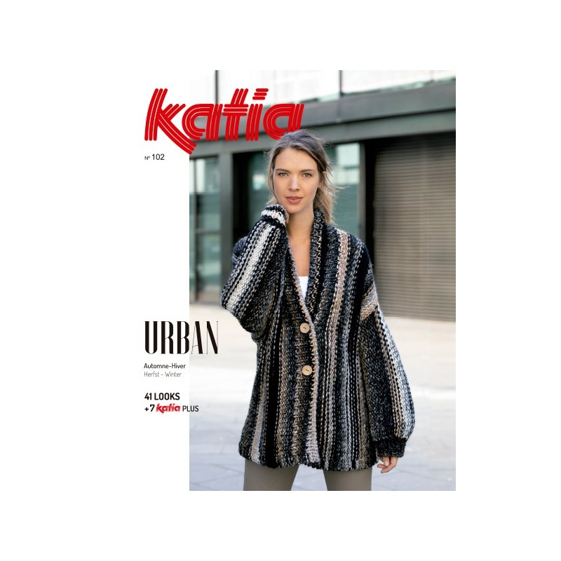 Catalogue Katia Urban n° 102 Hiver - 2019 / 2020