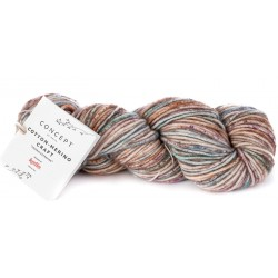 Cotton-Mérino Craft Laine Katia 203