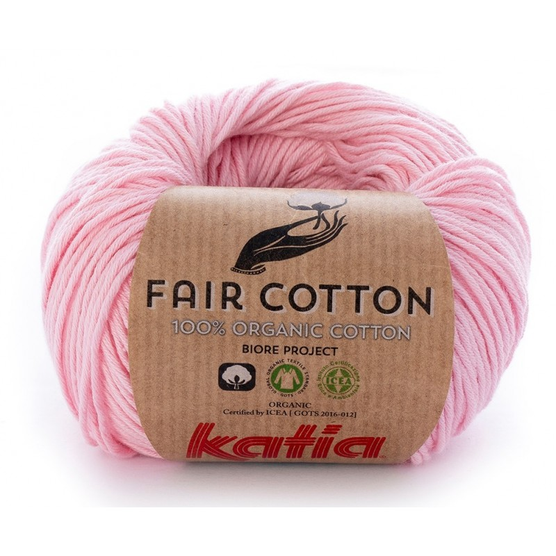 Coton Katia FAIR COTTON 9