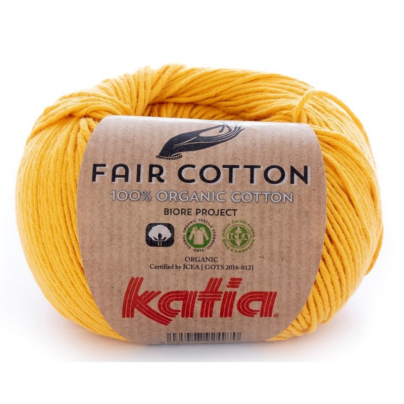 Coton Katia FAIR COTTON 20