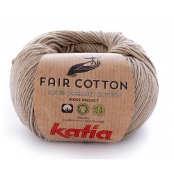 Coton Katia FAIR COTTON 23