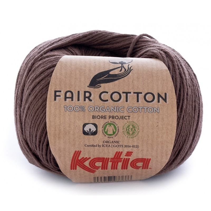 Coton Katia FAIR COTTON 25