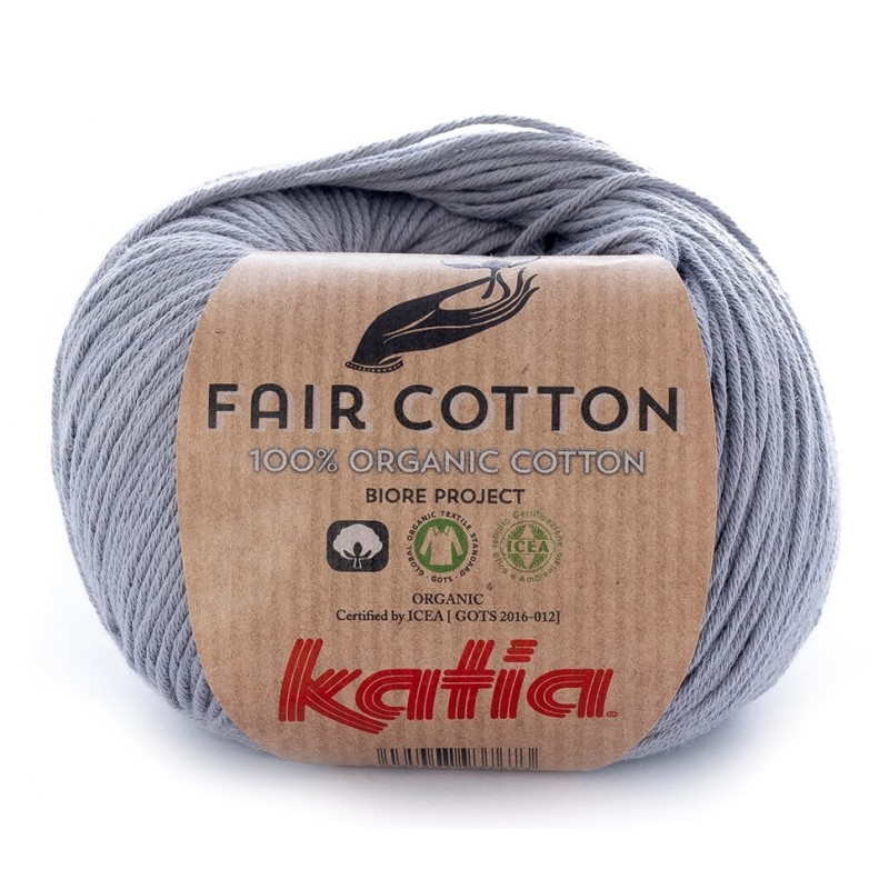 Coton Katia FAIR COTTON 26