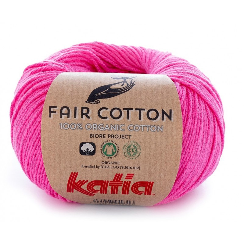 Coton Katia FAIR COTTON 33