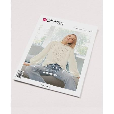 Catalogue Phildar Spécial Points Fantaisie n° 697 Hiver - 2019 / 2020