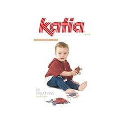 Catalogue Katia  Layette n° 84 Eté - 2018