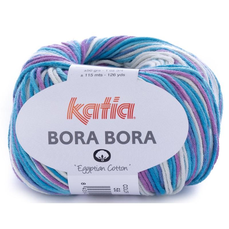 BORA BORA Coton Katia 58