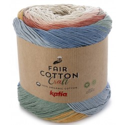 Fair Cotton Craft Coton Katia 500