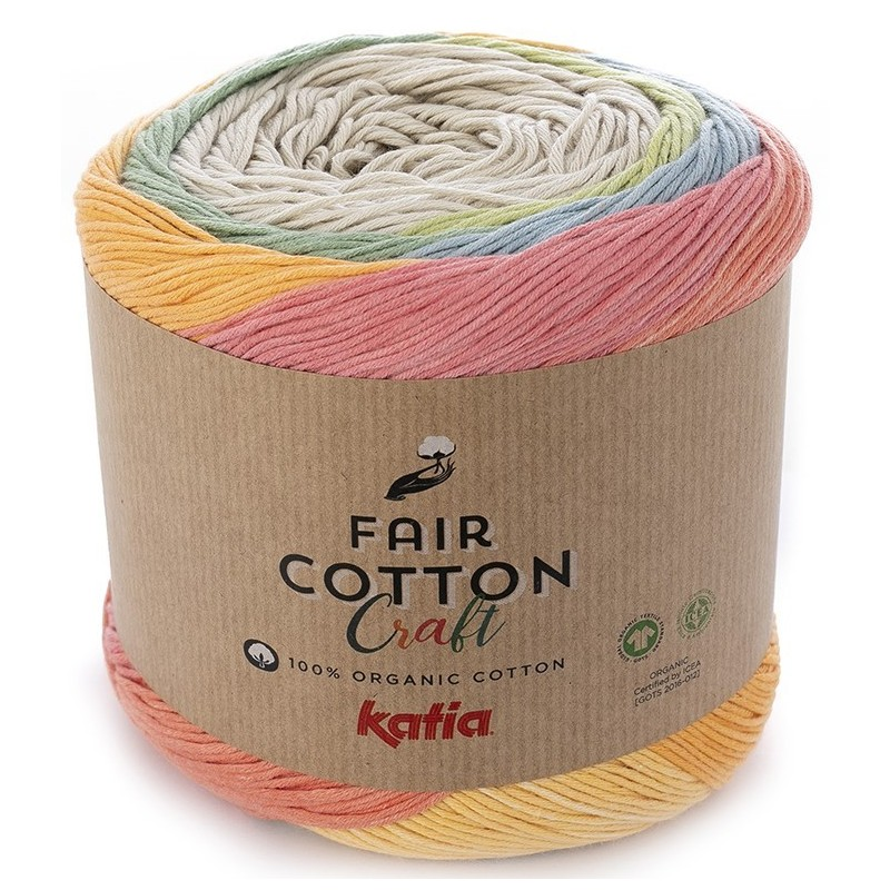 Fair Cotton Craft Coton Katia 503