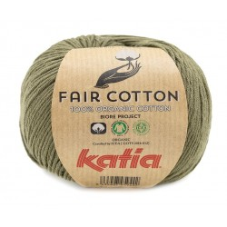 Coton Katia FAIR COTTON 36