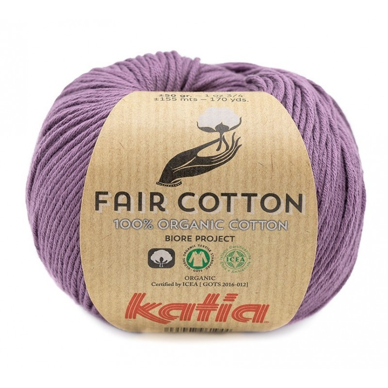 Coton Katia FAIR COTTON 39