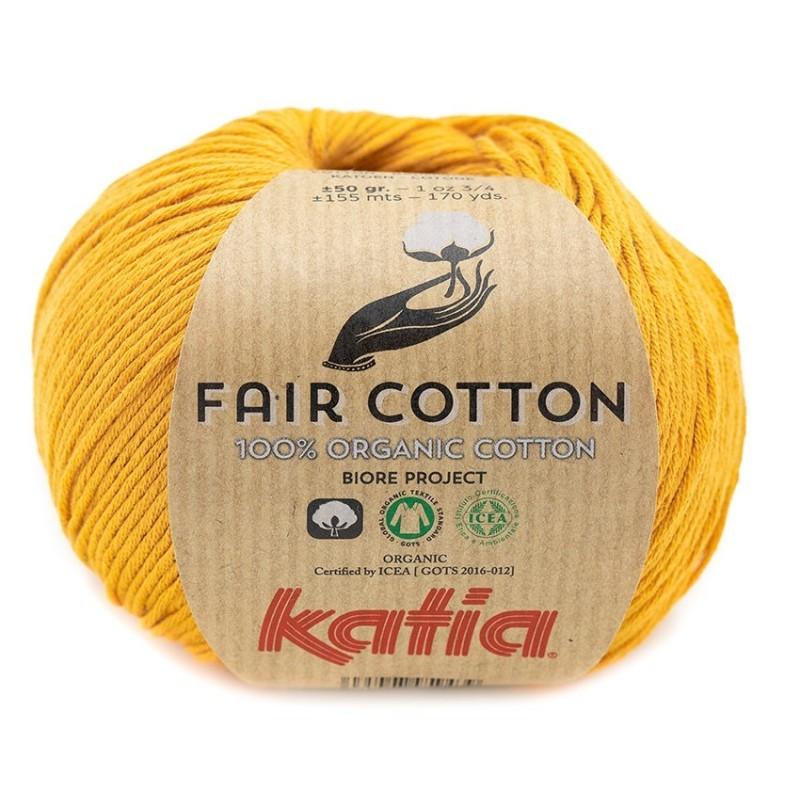 Coton Katia FAIR COTTON 37