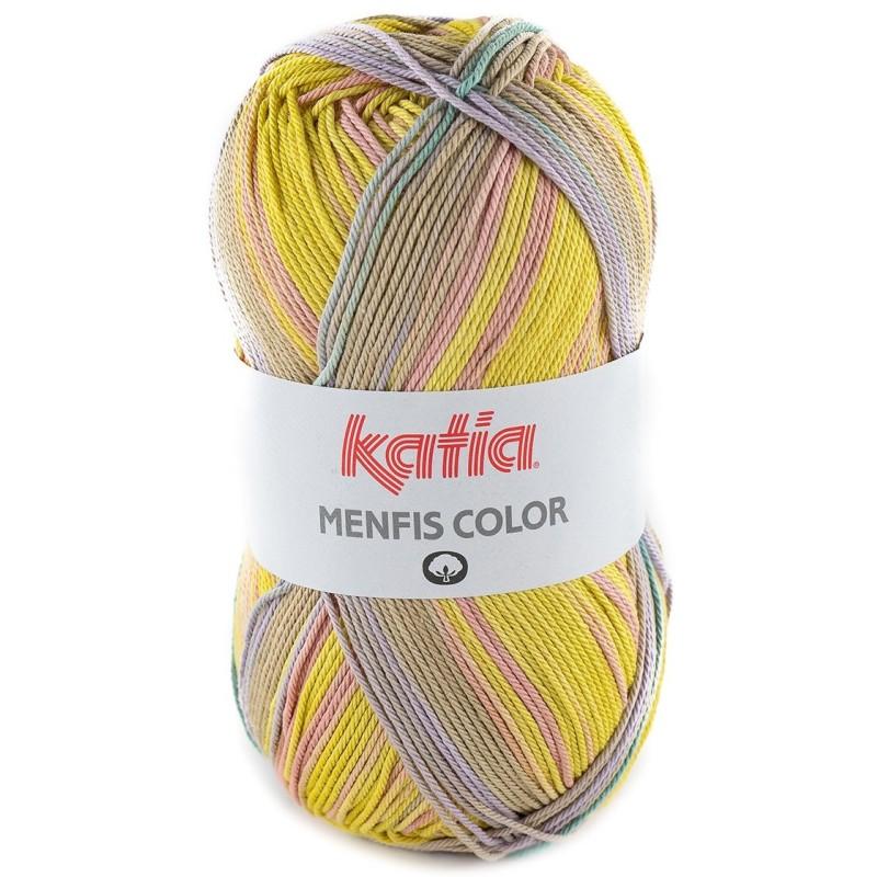 Menfis Color Coton Katia 109