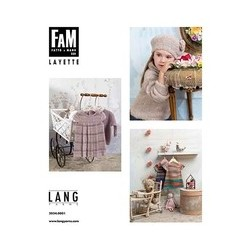 Catalogue Lang Yarns Layette n° 250 Hiver - 2019 / 2020