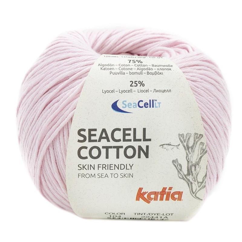 Seacell Cotton Coton Katia 104