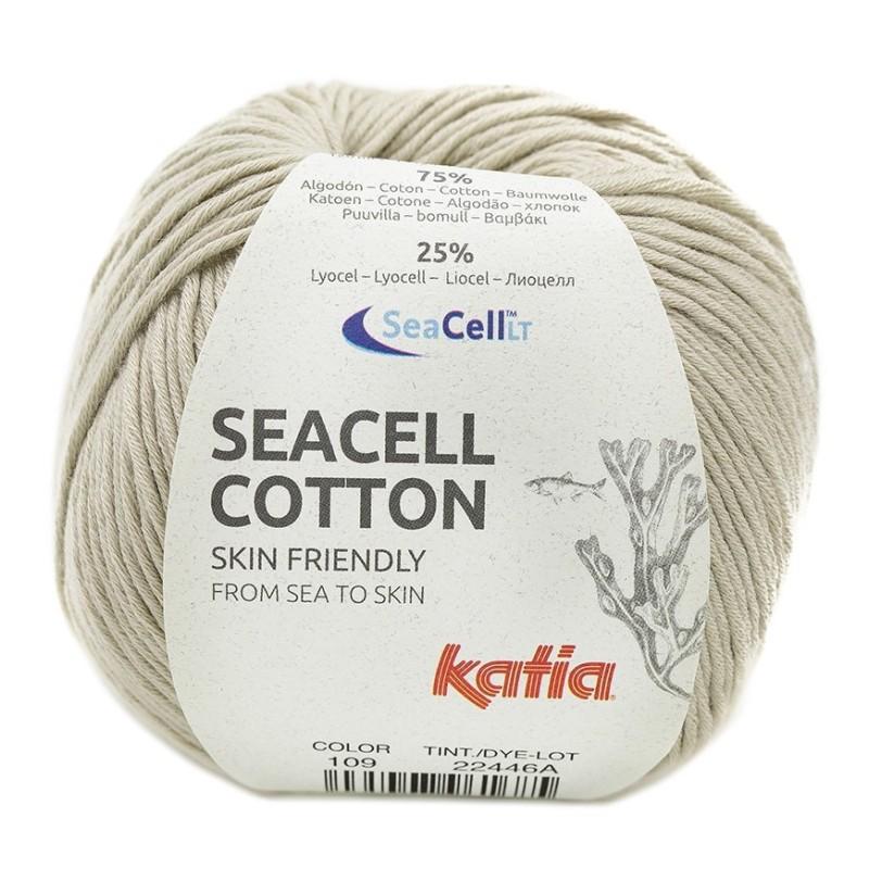Seacell Cotton Coton Katia 109