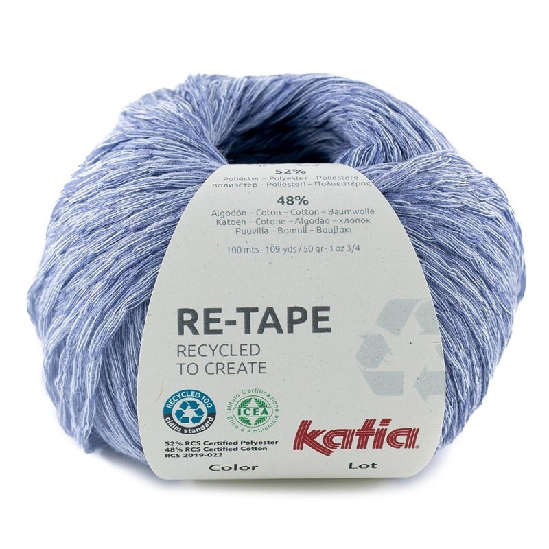 Re-Tape Coton Katia 203