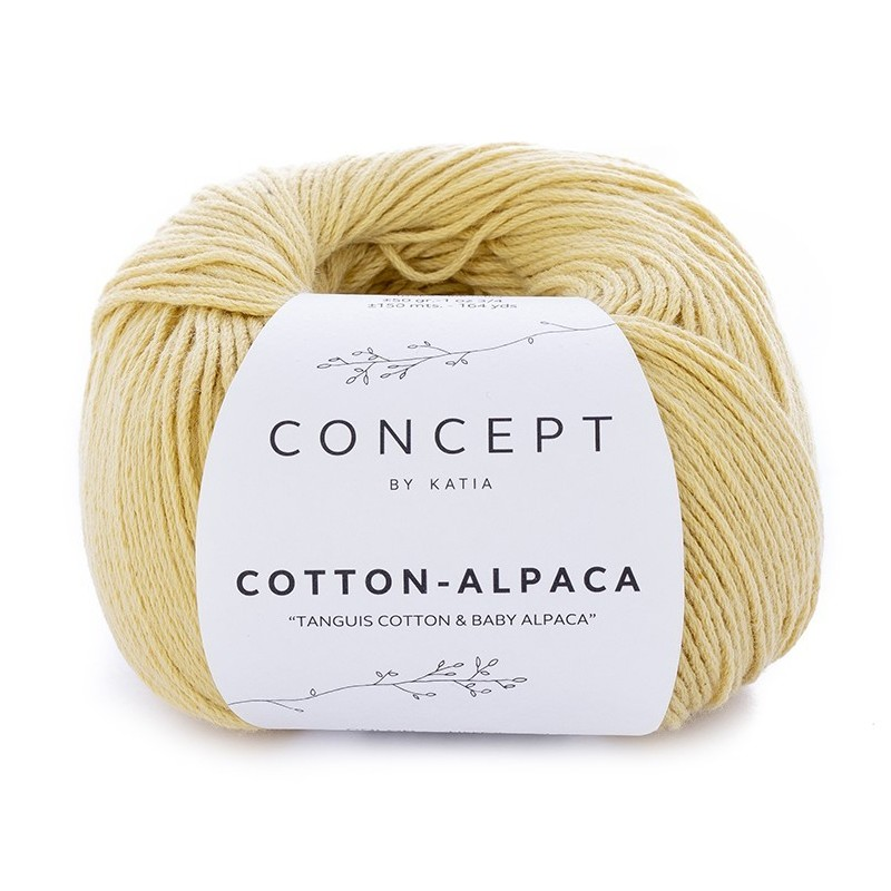 COTTON ALPACA Coton Katia 96