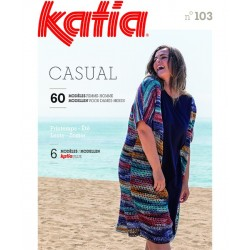 Catalogue Katia Casual n° 103 Printemps / Eté 2020