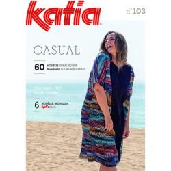 Catalogue Katia Casual n° 103 Printemps / Eté 2020