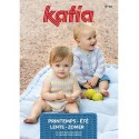 Catalogue Katia Layette n° 92 Printemps / Eté 2020