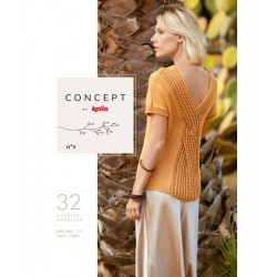 Catalogue Katia Concept n° 9 Printemps / Eté 2020