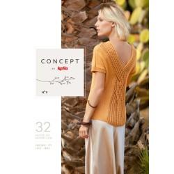 Catalogue Katia Concept n° 9 Printemps / Eté 2020