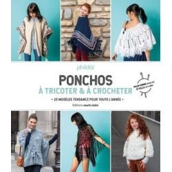 Catalogue Phildar Modèles Ponchos