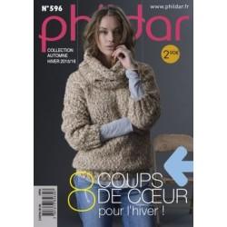 Catalogue Phildar N° 596