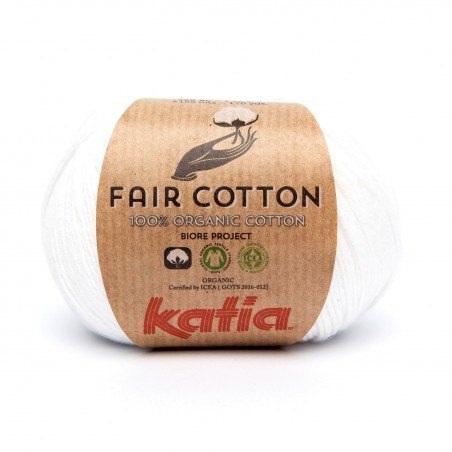 Coton Katia FAIR COTTON 1