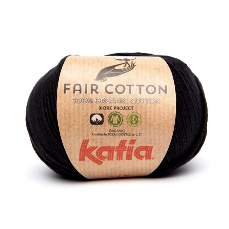 Coton Katia FAIR COTTON 2