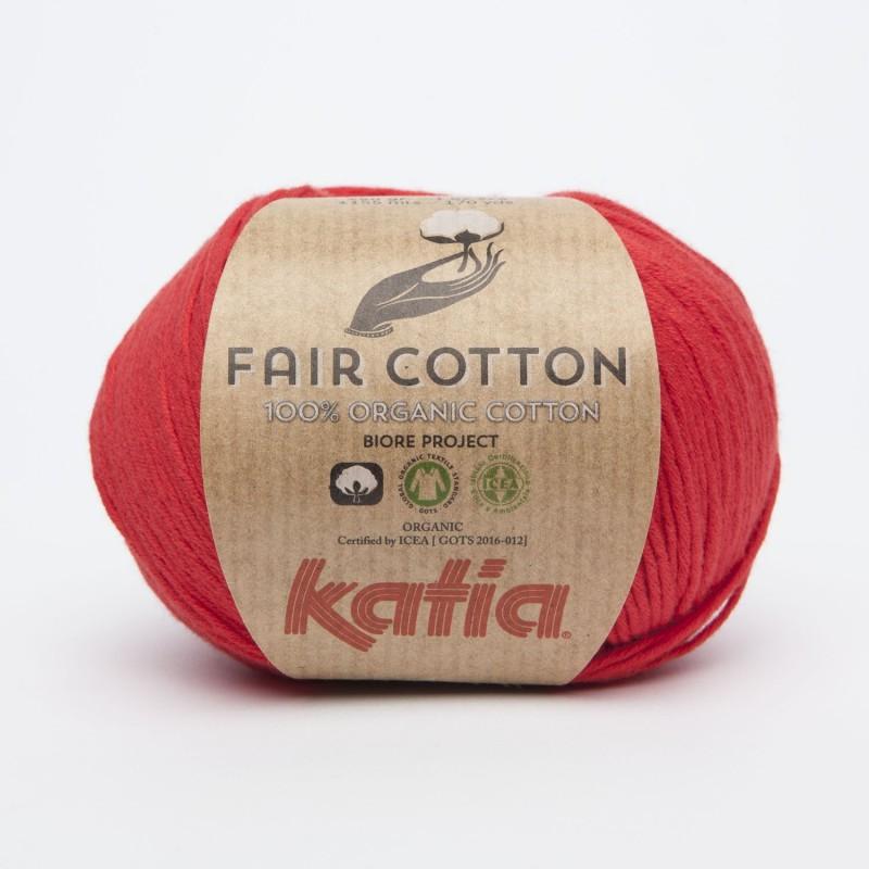 Coton Katia FAIR COTTON 4