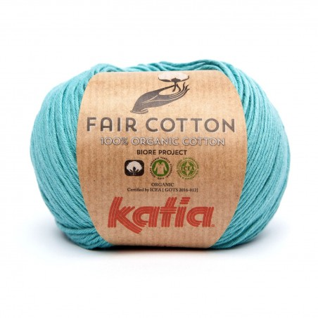 Coton Katia FAIR COTTON 16