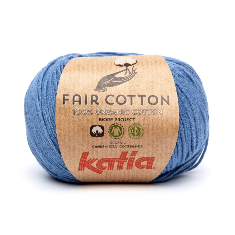 Coton Katia FAIR COTTON 18
